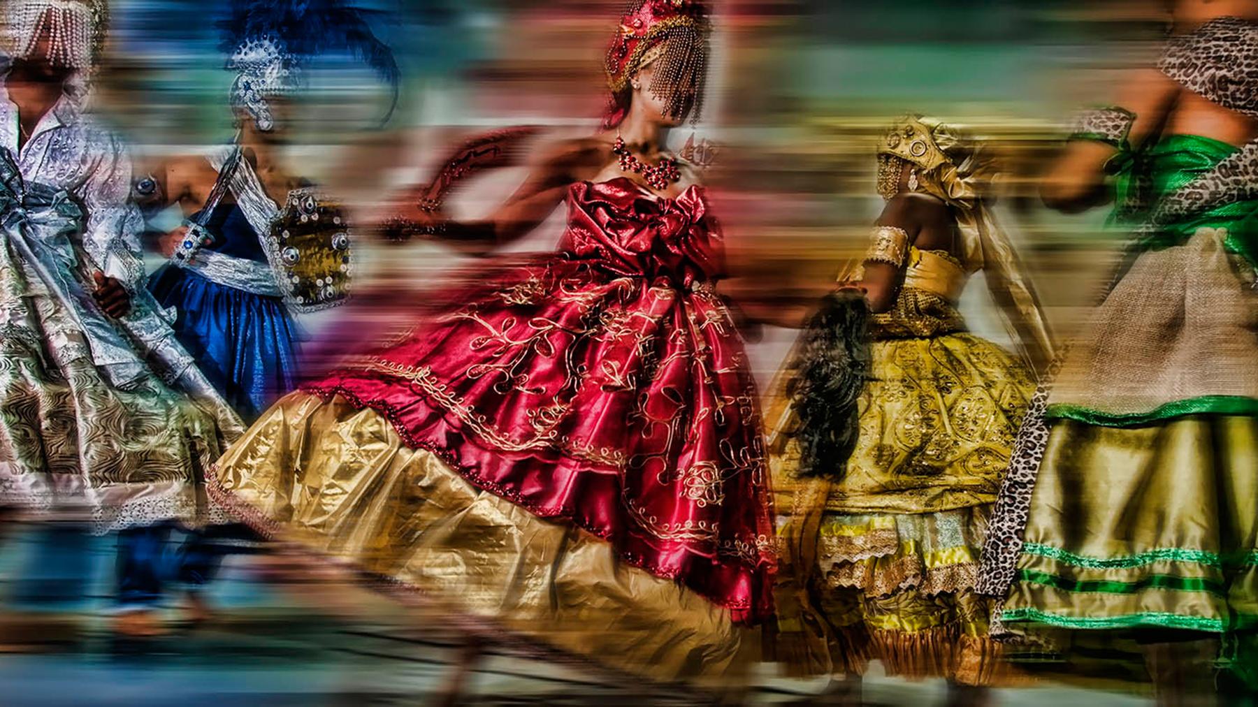 Dança Dos Orixás